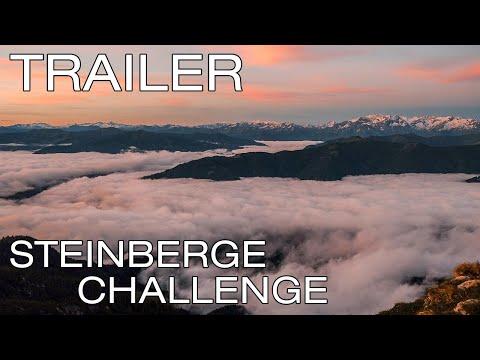 Eine Woche Outdoor-Action | Bergsportregion Steinberge - Trailer // #Steinbergechallenge