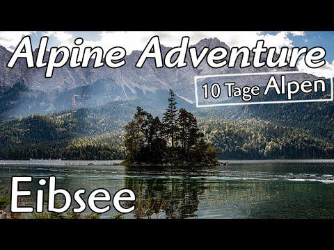 Eibsee - Zugspitzregion (Alpine Adventure)