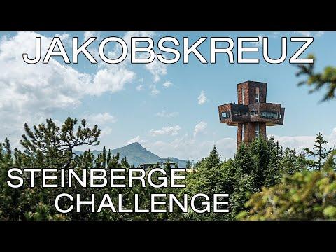 Jakobskreuz & Buchensteinwand | Bergsportregion Steinberge // #Steinbergechallenge