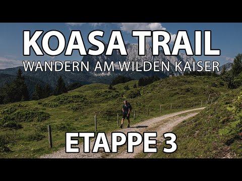 Wandern in Tirol - Koasa Trail // Griesner Alm - Erpfendorf (Etappe 3)