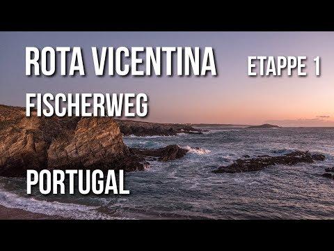 Etappe 1 - Rota Vicentina (Fischerweg) // Wandern in Portugal