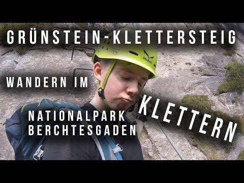 Grünstein Klettersteig - Wanderung in Berchtesgaden