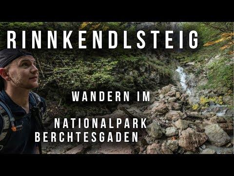 Rinnkendlsteig - Wanderung in Berchtesgaden