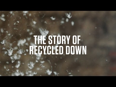 The Story of Recycled Down | Nau 2015