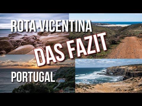 Fazit Fischerweg & Historischer Weg // Wandern in Portugal