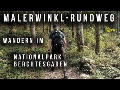 Malerwinklrundweg - Wanderung in Berchtesgaden