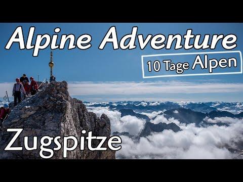 Zugspitze durch das Höllental - Zugspitzregion (Alpine Adventure)