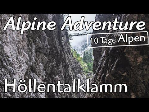 Höllentalklamm - Zugspitzregion (Alpine Adventure)