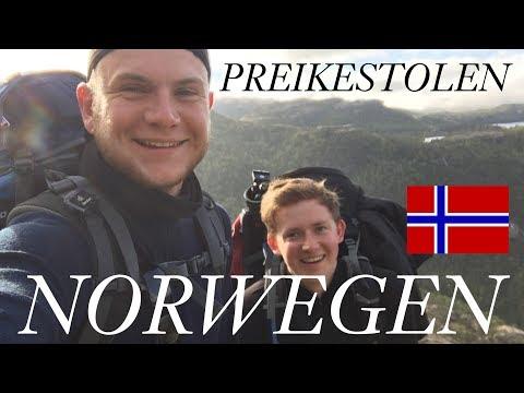 Preikestolen, Kjerag und der Lysefjord - Norwegen Trekking 2017 // Full Video