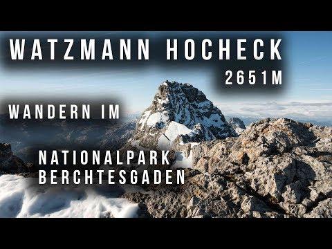 Watzmann Hocheck - Wanderung in Berchtesgaden