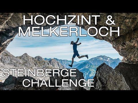 Hochzint & Melkerloch (Passauer Hütte) | Bergsportregion Steinberge // #Steinbergechallenge