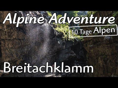 Breitachklamm - Allgäuer Alpen (Alpine Adventure)