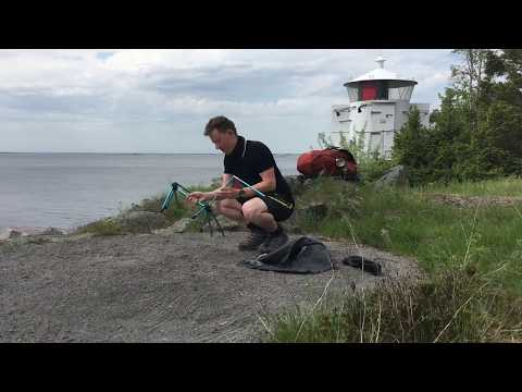 Helinox Chair Zero - Aufbau in 15 Sekunden