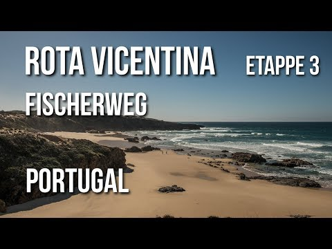 Etappe 3 - Rota Vicentina (Fischerweg) // Wandern in Portugal