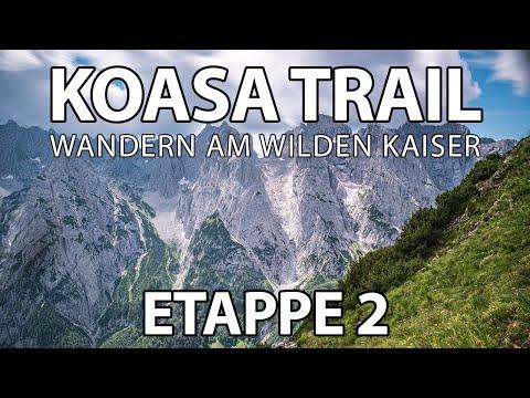 Wandern in Tirol - Koasa Trail // Griesner Alm Rundweg (Etappe 2)