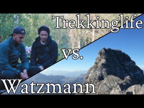 Trekkinglife vs. Watzmann - Warum der Berg siegte