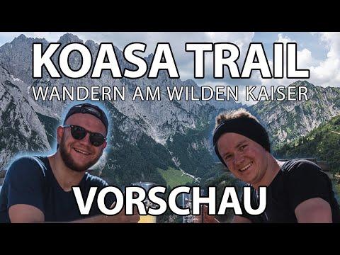 Wandern in Tirol - Koasa Trail // Das Abenteuer beginnt (Trailer)