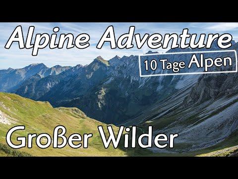 Großer Wilder - Allgäuer Alpen (Alpine Adventure)