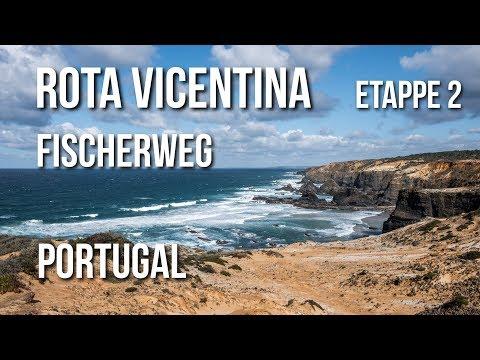 Etappe 2 - Rota Vicentina (Fischerweg) // Wandern in Portugal