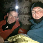 Höhlenübernachtung