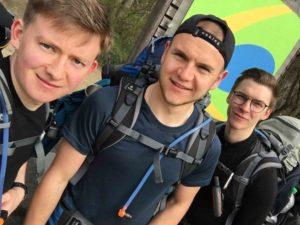 selfie-kornelimuenster-eifelsteig-etappen
