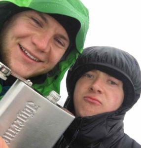 kjerag-selfie-preikestolen