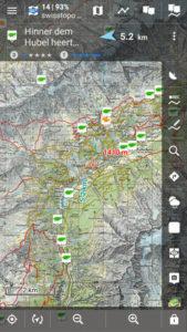 Locus-Maps-Karten-Apps