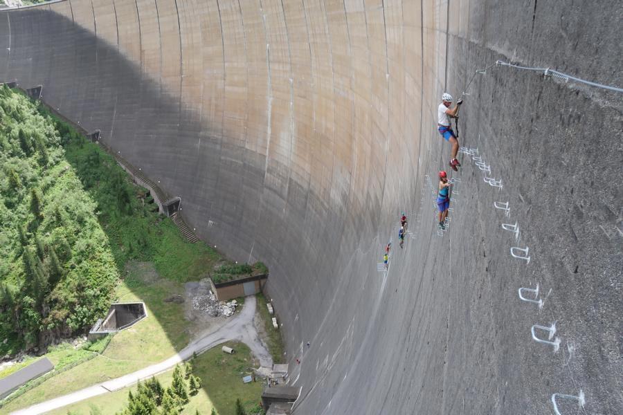 Schlegeis-Klettersteig