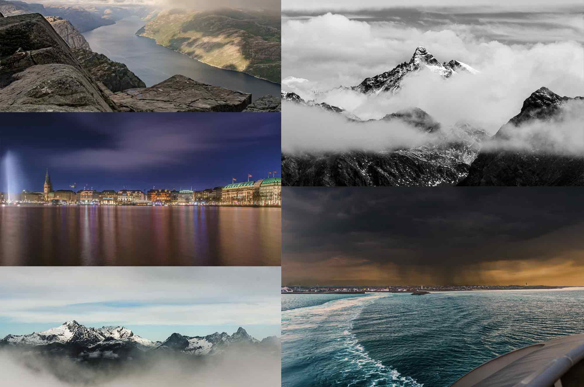 Thumbnail-Collage-Bilder