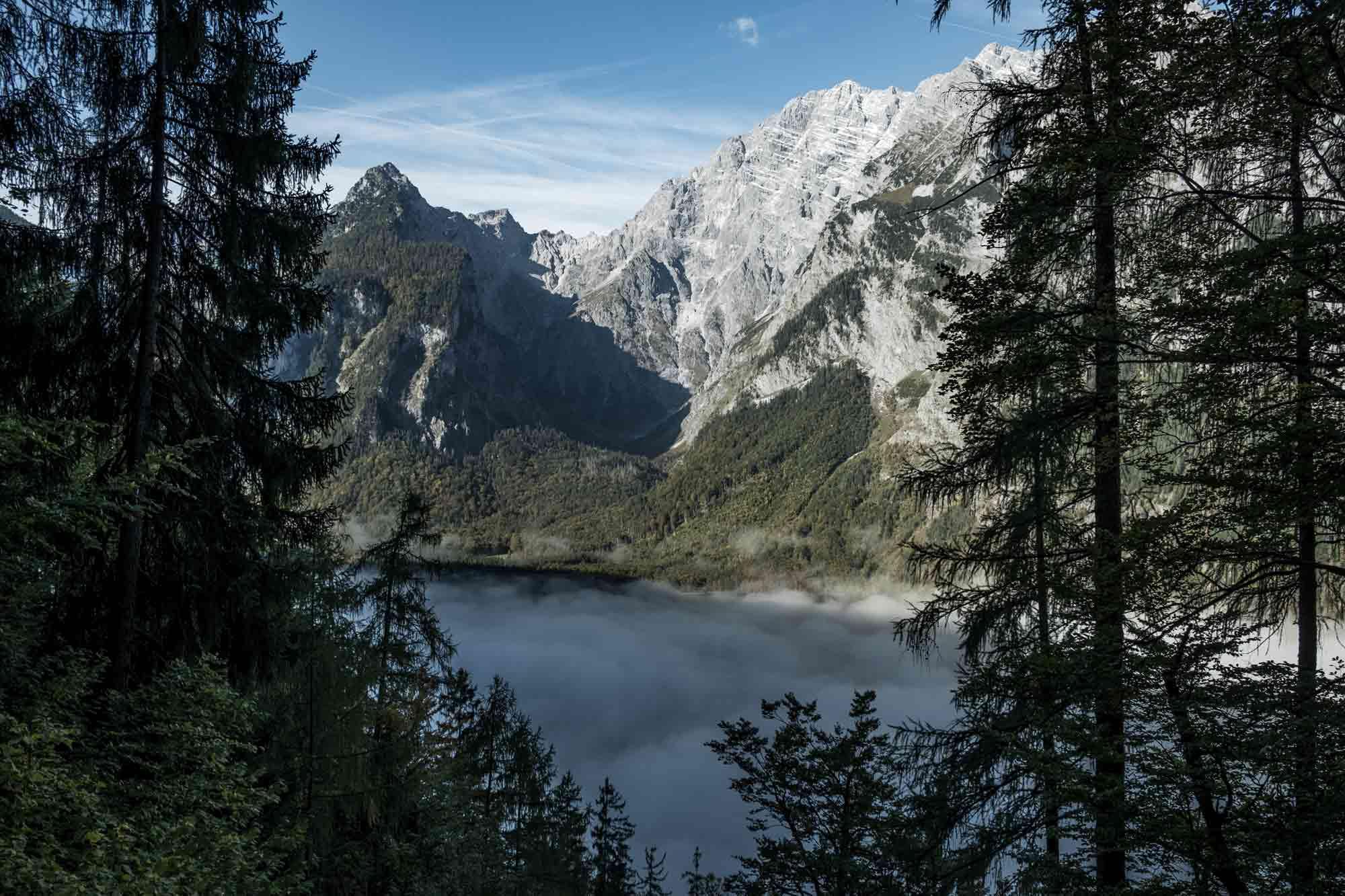 Watzmann-Nebel-Gotzentalalm