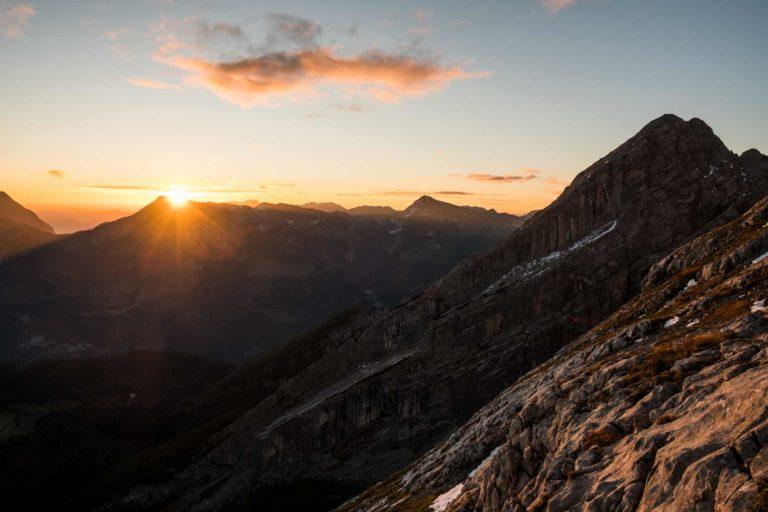 Watzmann-Sonnenaufgang