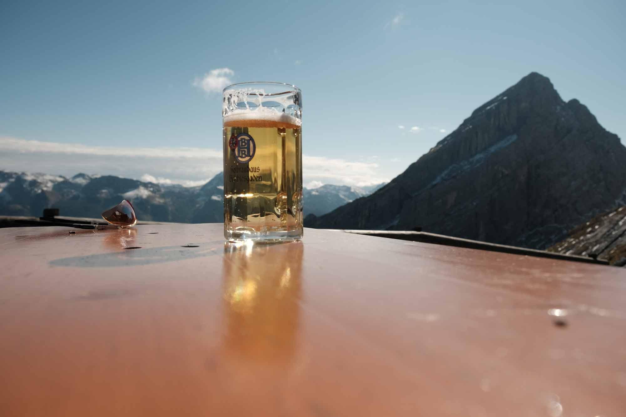 Watzmannhaus-Bier