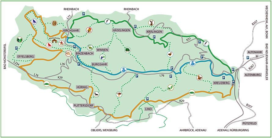 Skizze_Wanderwege-Sahrbachtal-trekkinglife