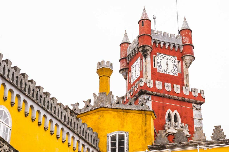 Sintra Sehenswürdigkeiten Schloss