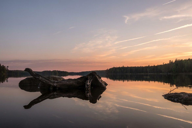 Sörmlandsleden Teil 1: Wandern in Schweden in mitten der Natur 7