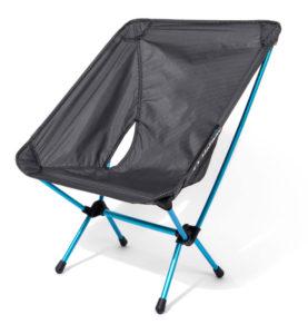 Helinox Chair Zero aufgebaut