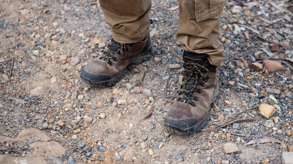 Wanderschuhe Tipps - Kategorie Bergstiefel