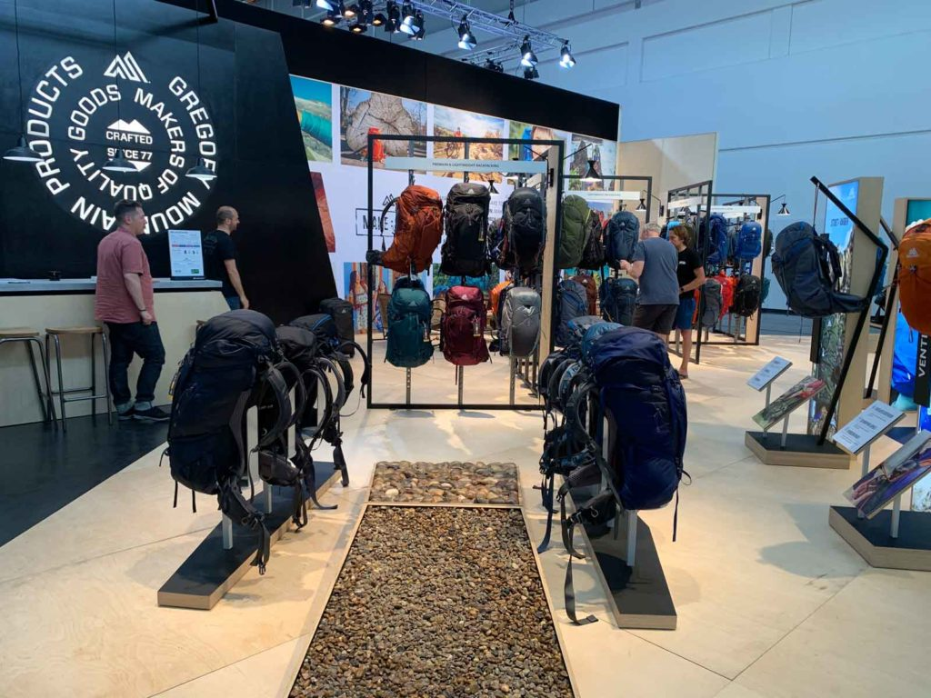 Produktneuheiten Outdoor ISPO 2020 Gregory