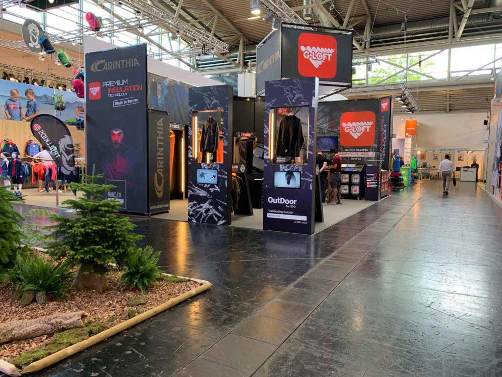 Produktneuheiten Outdoor ISPO 2020 Carinthia
