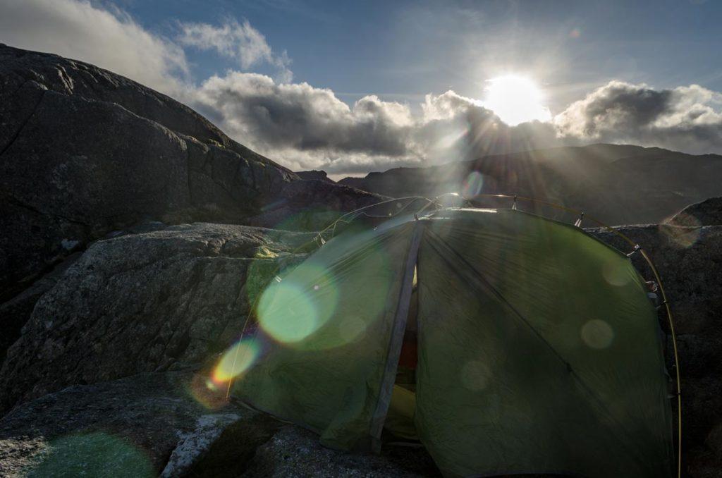 preikestolen-camping-wandern