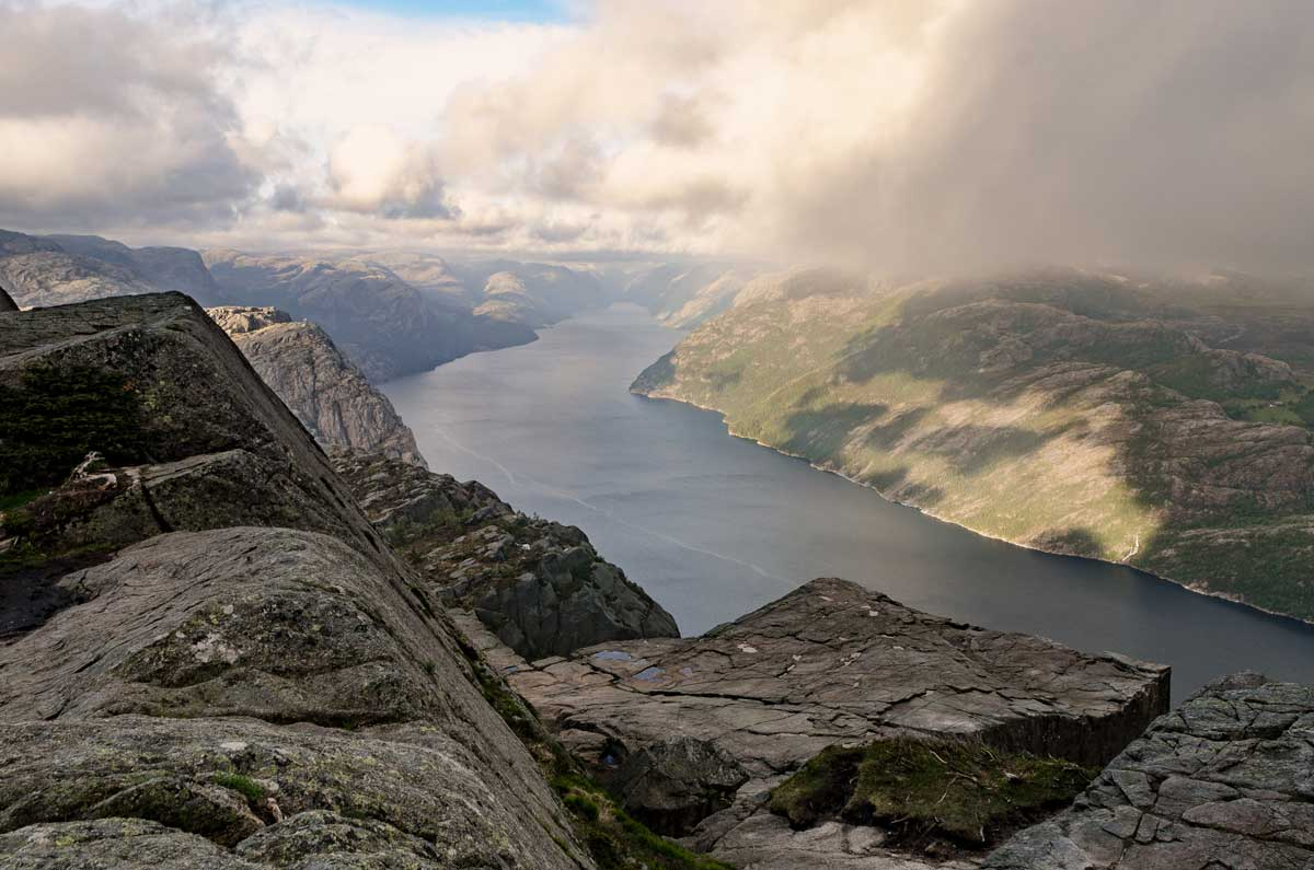 Und NorwegenKjeragPreikestolen Der Wandern Lysefjord In rdhCtsQ