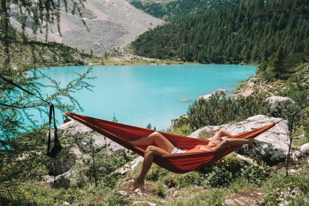 Lago-di-Sorapis-Wanderung-wandern-in-den-alpen
