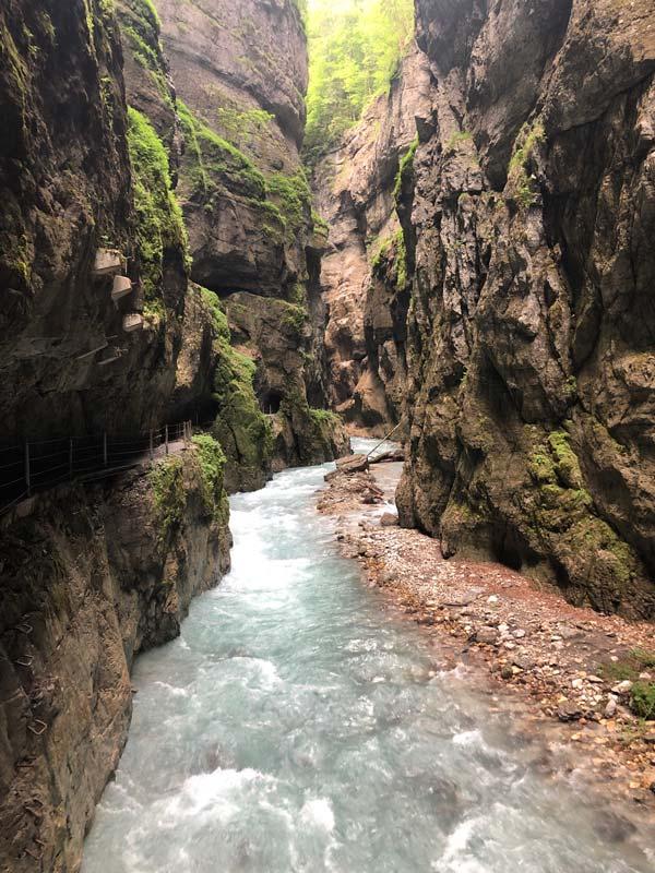 Zugspitze-Partnachklamm-2