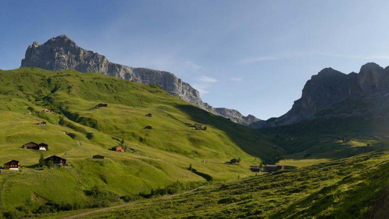Wandern auf dem Prättigauer Höhenweg - eine Übersicht 1