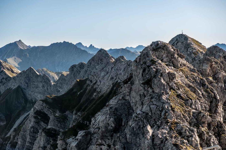 DSCF0092_Hindelanger-Klettersteig-grat-blick-westlicher-wengenkopf