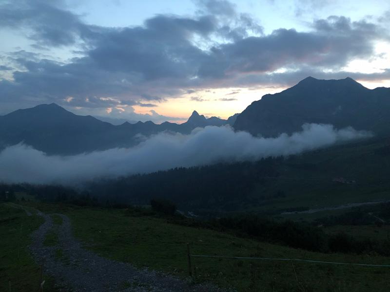 Wanderung über den Lünersee zur Schesaplanahütte (Graubünden - Etappe 3) 19