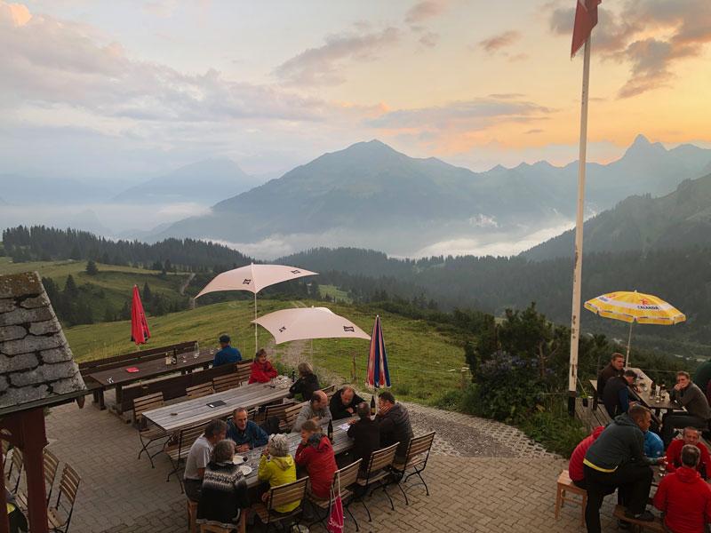 Wanderung über den Lünersee zur Schesaplanahütte (Graubünden - Etappe 3) 18