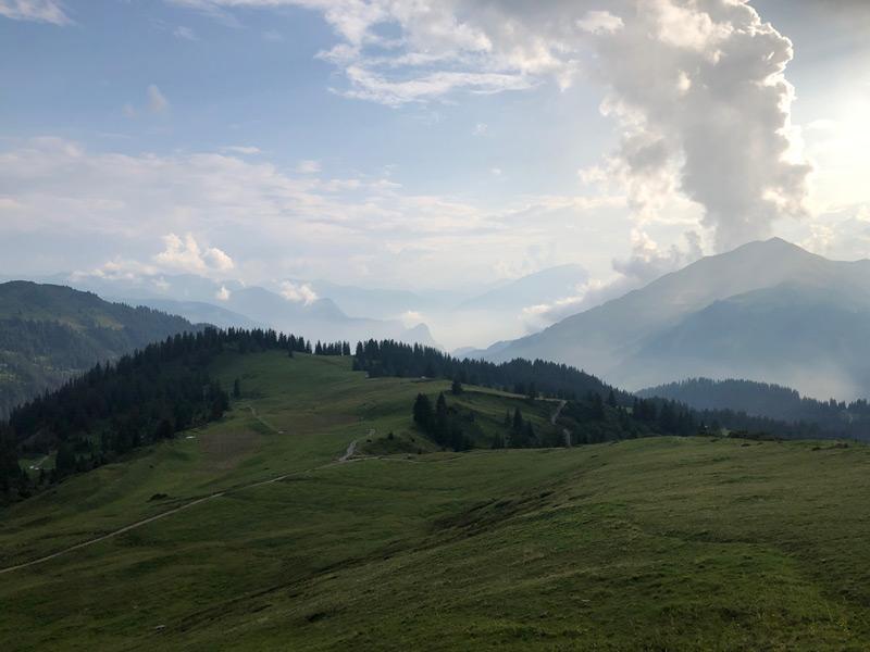 Wanderung über den Lünersee zur Schesaplanahütte (Graubünden - Etappe 3) 20