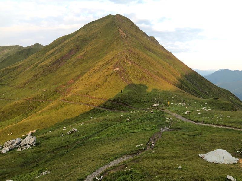 Wanderung über den Lünersee zur Schesaplanahütte (Graubünden - Etappe 3) 8