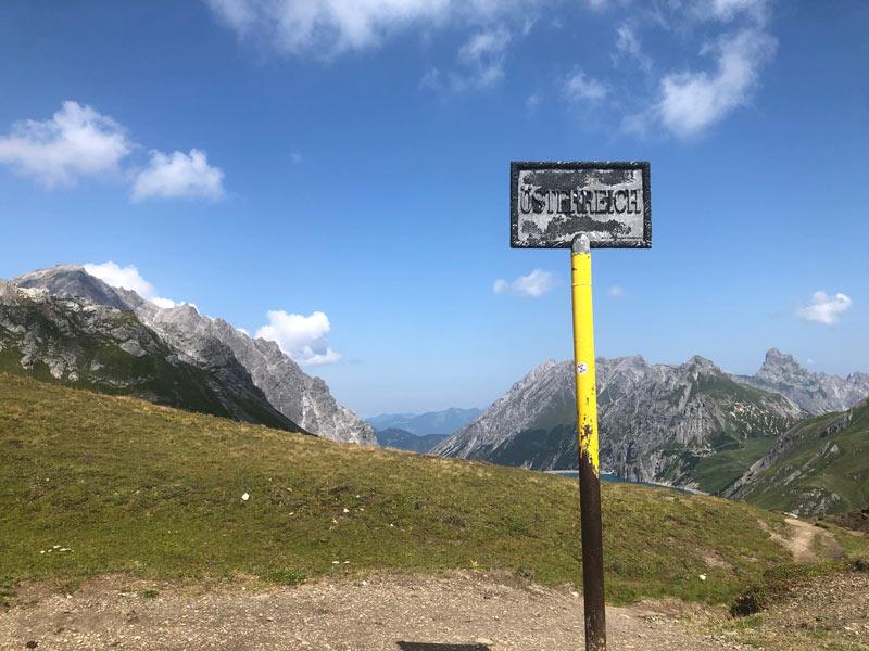 Wanderung über den Lünersee zur Schesaplanahütte (Graubünden - Etappe 3) 13
